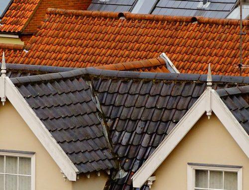 Tejado plano y tejado inclinado: características y diferencias